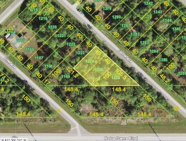 11521 4TH Avenue, Punta Gorda, FL 33955 (MLS #C7447276) :: Premium Properties Real Estate Services