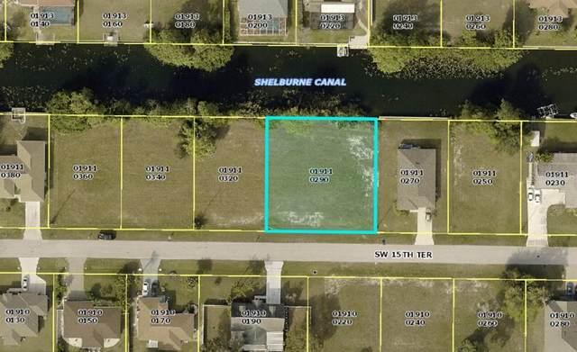 611 SW 15TH Terrace, Cape Coral, FL 33991 (MLS #C7447290) :: Premium Properties Real Estate Services