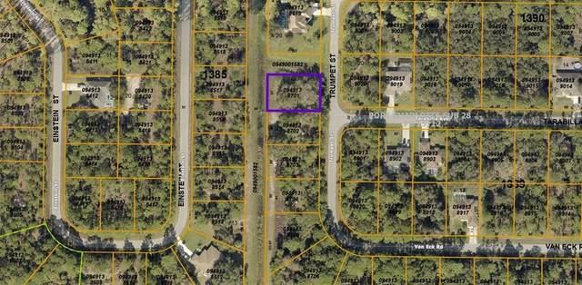 Lot 1 Trumpet Street, North Port, FL 34291 (MLS #C7447291) :: Premium Properties Real Estate Services