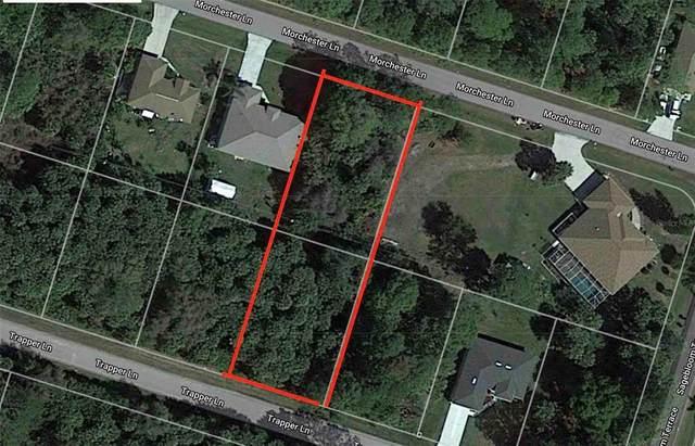 Trapper Lane, North Port, FL 34286 (MLS #C7447331) :: Team Bohannon
