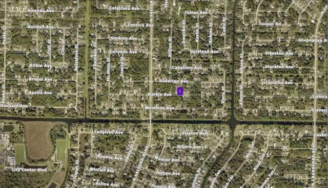 Markle Avenue, North Port, FL 34286 (MLS #C7447363) :: Team Turner