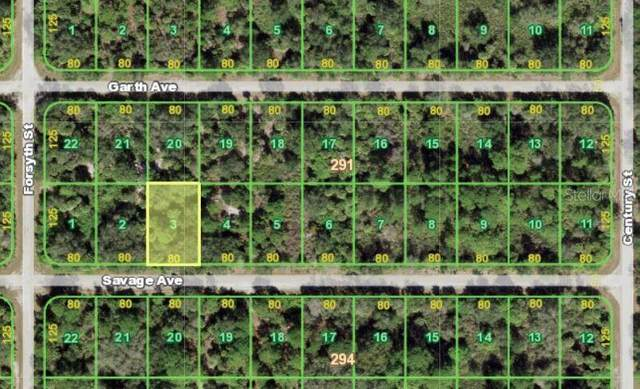 18142 Savage Avenue, Port Charlotte, FL 33948 (MLS #C7447448) :: Sarasota Gulf Coast Realtors