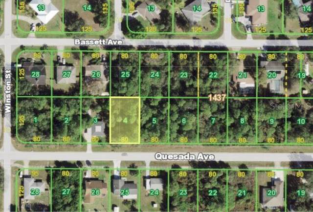 21286 Quesada Avenue, Port Charlotte, FL 33952 (MLS #C7447454) :: Globalwide Realty