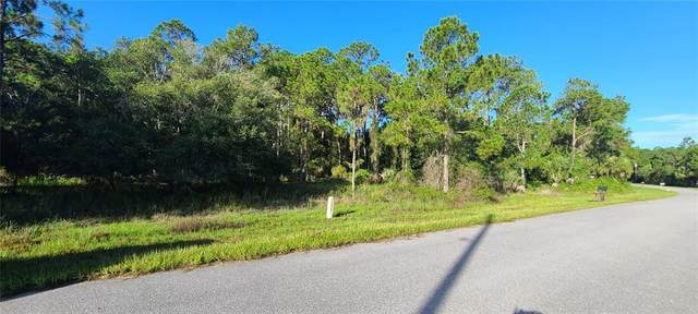 Tepee Avenue, North Port, FL 34291 (MLS #C7447488) :: Premium Properties Real Estate Services