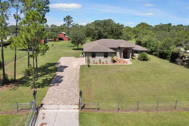 5899 Imbe Street, North Port, FL 34286 (MLS #C7447527) :: Premium Properties Real Estate Services