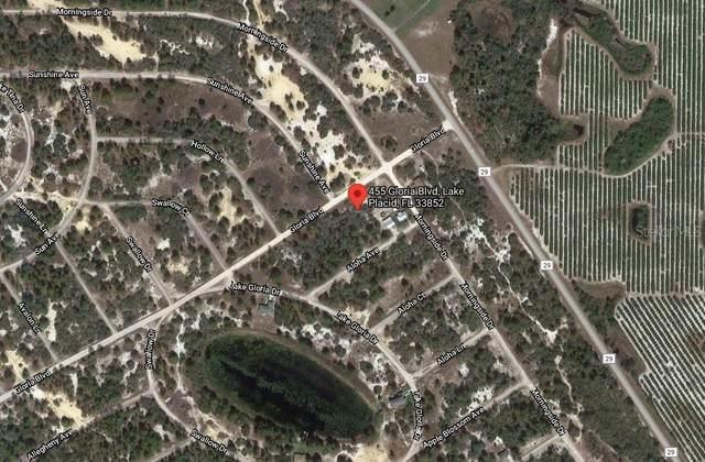 455 Gloria Boulevard, Lake Placid, FL 33852 (MLS #C7447661) :: Team Turner