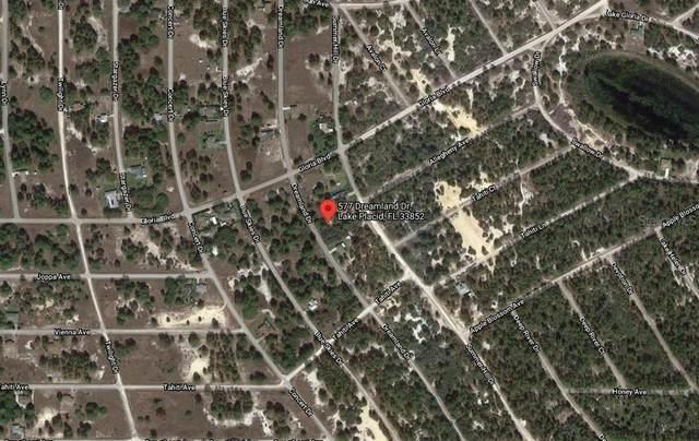 577 Dreamland Drive, Lake Placid, FL 33852 (MLS #C7447665) :: Team Turner