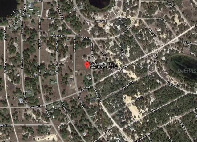 612 Summer Hill Drive, Lake Placid, FL 33852 (MLS #C7447667) :: Team Turner