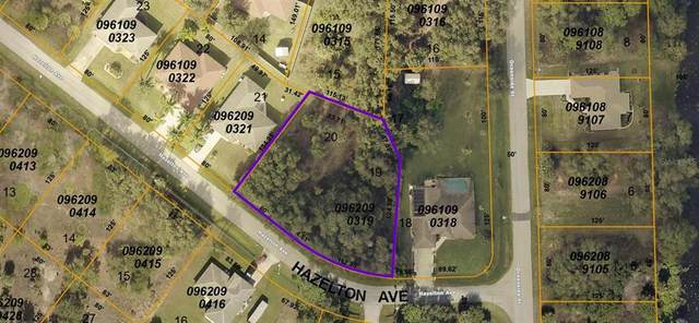 Hazelton Avenue, North Port, FL 34286 (MLS #C7447924) :: RE/MAX Elite Realty