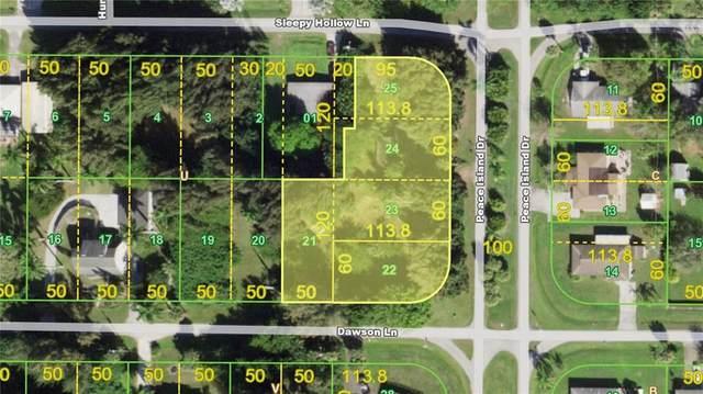 145 Peace Island Drive, Punta Gorda, FL 33950 (MLS #C7447970) :: Gate Arty & the Group - Keller Williams Realty Smart