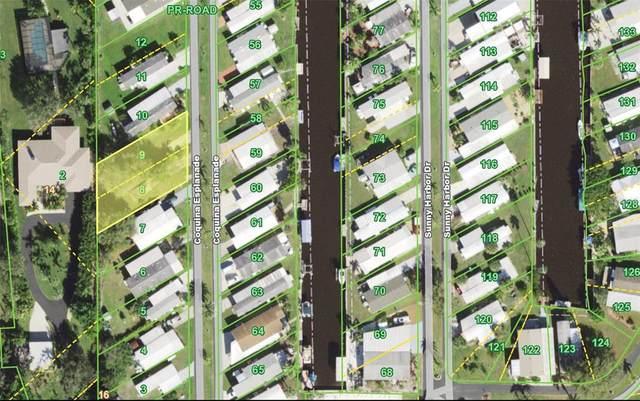 3011 Coquina Esplanade, Punta Gorda, FL 33982 (MLS #C7447976) :: Gate Arty & the Group - Keller Williams Realty Smart