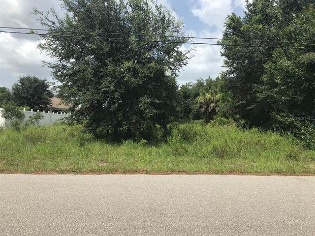Rosette Road, North Port, FL 34288 (MLS #C7447997) :: The Hustle and Heart Group