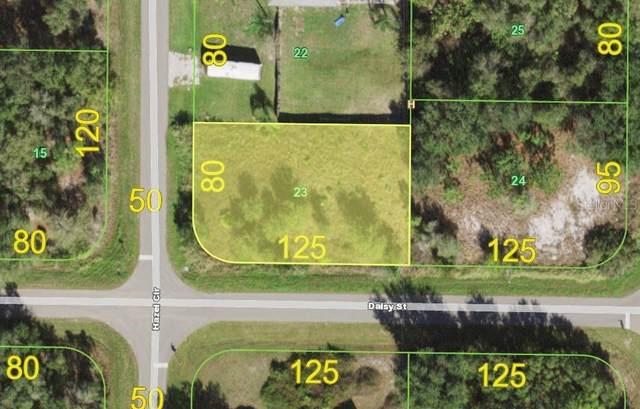 368 Hazel Circle, Punta Gorda, FL 33982 (MLS #C7448035) :: GO Realty