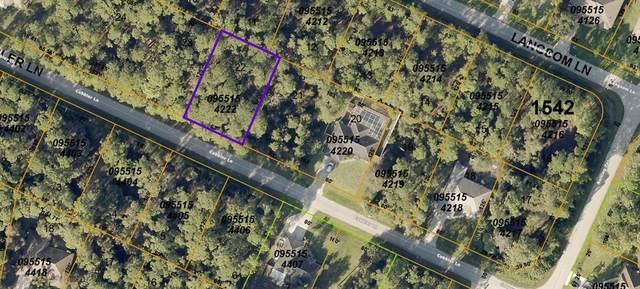 Lot 22 Cobbler Lane, North Port, FL 34286 (MLS #C7448074) :: Team Bohannon