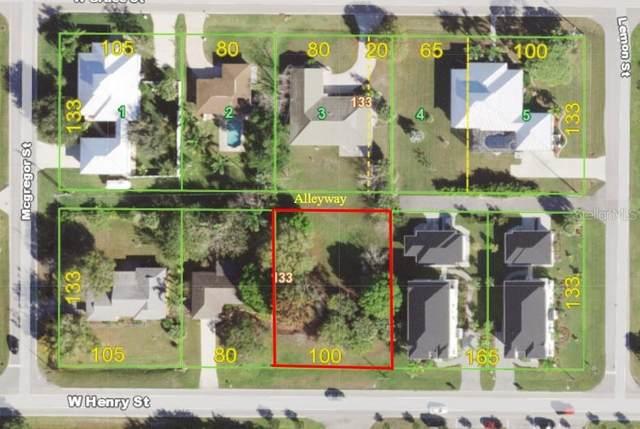 W Henry Street, Punta Gorda, FL 33950 (MLS #C7448098) :: Team Bohannon