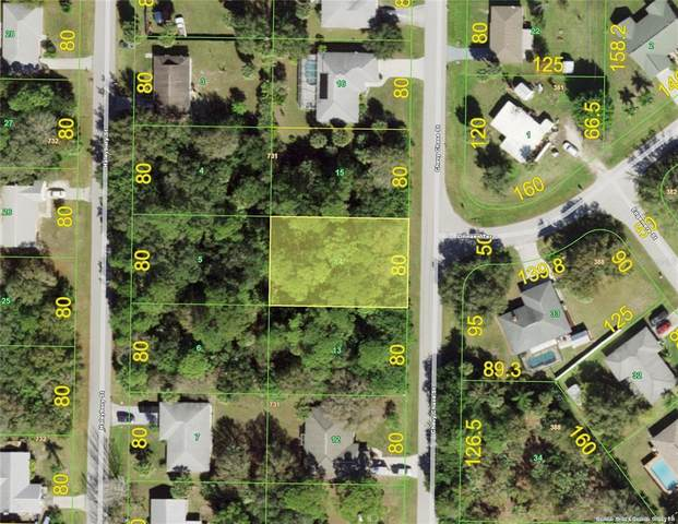748 Chevy Chase Street, Port Charlotte, FL 33948 (MLS #C7448110) :: Globalwide Realty