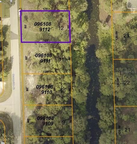 Oceanside Street, North Port, FL 34286 (MLS #C7448156) :: RE/MAX Elite Realty