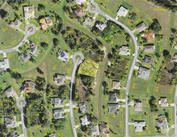 360 Tres Lagoas Street, Punta Gorda, FL 33983 (MLS #C7448159) :: Globalwide Realty
