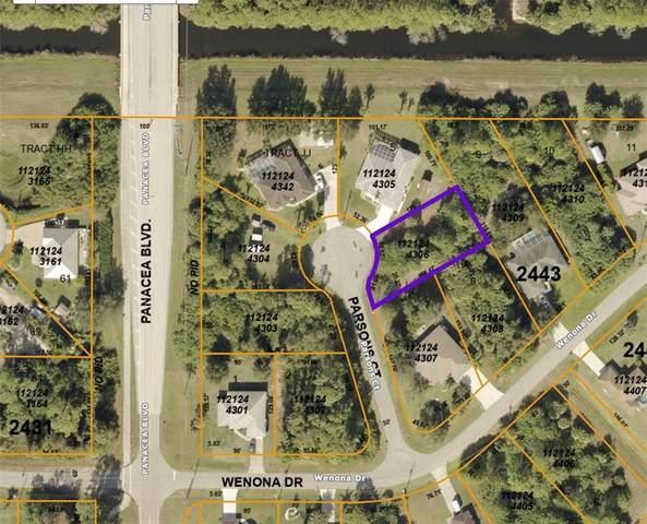 Parsons Court, North Port, FL 34288 (MLS #C7448163) :: Team Turner