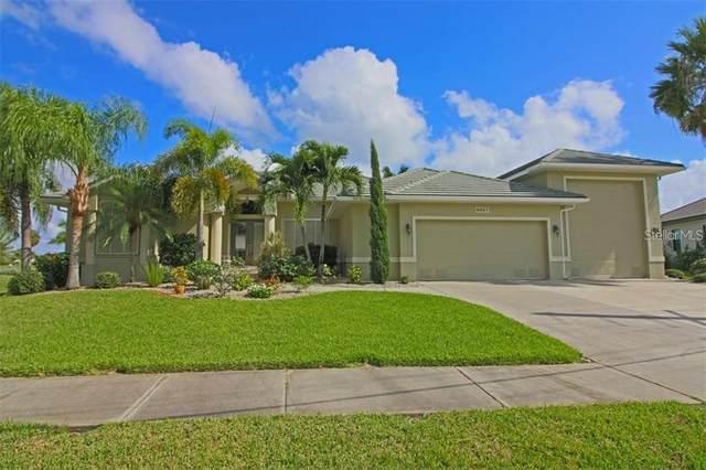 4057 La Costa Island Court, Punta Gorda, FL 33950 (MLS #C7448164) :: The Paxton Group