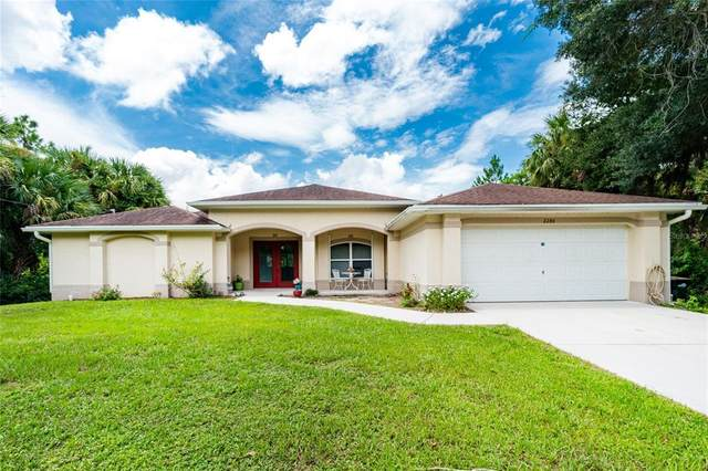 2280 Littlefield Lane, North Port, FL 34288 (MLS #C7448167) :: Premium Properties Real Estate Services