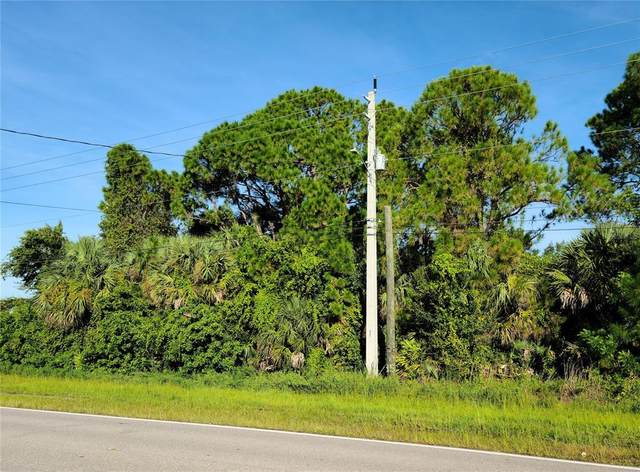 N Chamberlain Boulevard, North Port, FL 34286 (MLS #C7448171) :: RE/MAX Elite Realty