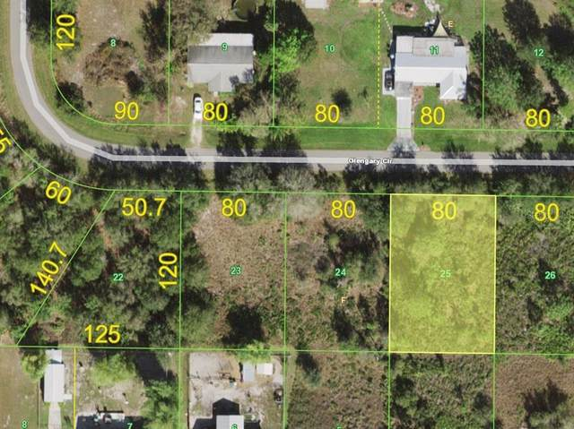 441 Glengary Circle, Punta Gorda, FL 33982 (MLS #C7448175) :: GO Realty