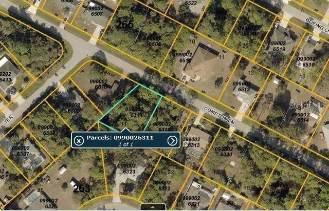 Compton Lane, North Port, FL 34287 (MLS #C7448187) :: The Nathan Bangs Group