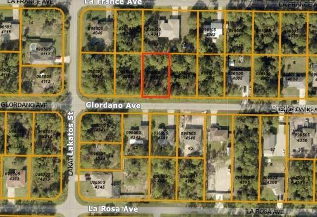 Glordano Avenue, North Port, FL 34286 (MLS #C7448190) :: RE/MAX Elite Realty