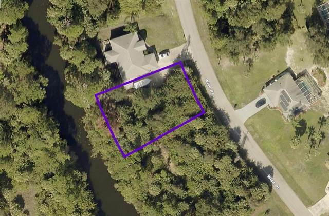 Wise Drive, North Port, FL 34286 (MLS #C7448219) :: Gate Arty & the Group - Keller Williams Realty Smart