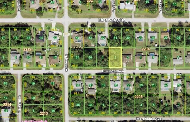 18154 Robinson Avenue, Port Charlotte, FL 33948 (MLS #C7448271) :: The Curlings Group