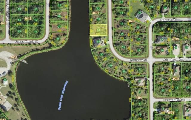 10139 Boylston Street, Port Charlotte, FL 33981 (MLS #C7448301) :: Sarasota Property Group at NextHome Excellence