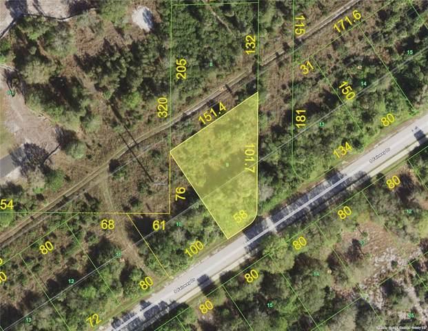 535 Mullet Lane, Punta Gorda, FL 33982 (MLS #C7448311) :: Everlane Realty