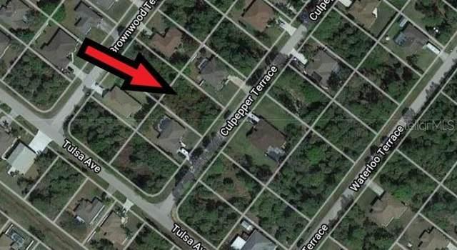 Culpepper Terrace, North Port, FL 34286 (MLS #C7448335) :: Gate Arty & the Group - Keller Williams Realty Smart