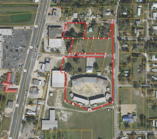 124 SE Heard Street, Arcadia, FL 34266 (MLS #C7448340) :: Keller Williams Suncoast