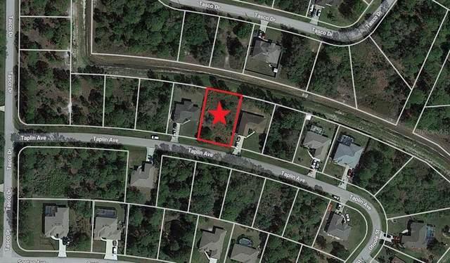 Lot 16 Taplin Avenue, North Port, FL 34291 (MLS #C7448356) :: GO Realty