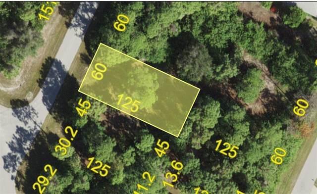105 Beau Rivage Drive, Rotonda West, FL 33947 (MLS #C7448376) :: Gate Arty & the Group - Keller Williams Realty Smart