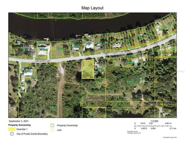 7701 Riverside Dr, Punta Gorda, FL 33982 (MLS #C7448410) :: Carmena and Associates Realty Group