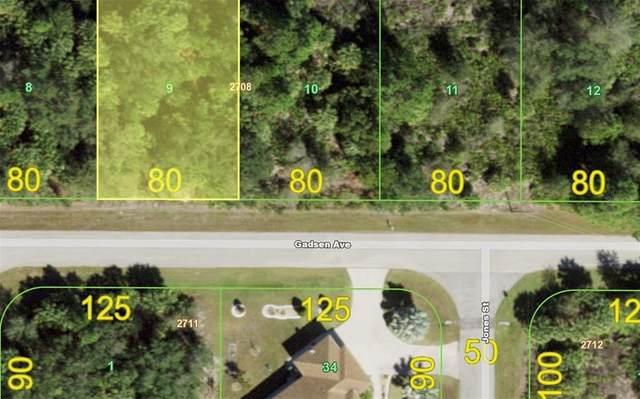 17430 Gadsen Avenue, Port Charlotte, FL 33948 (MLS #C7448412) :: Gate Arty & the Group - Keller Williams Realty Smart