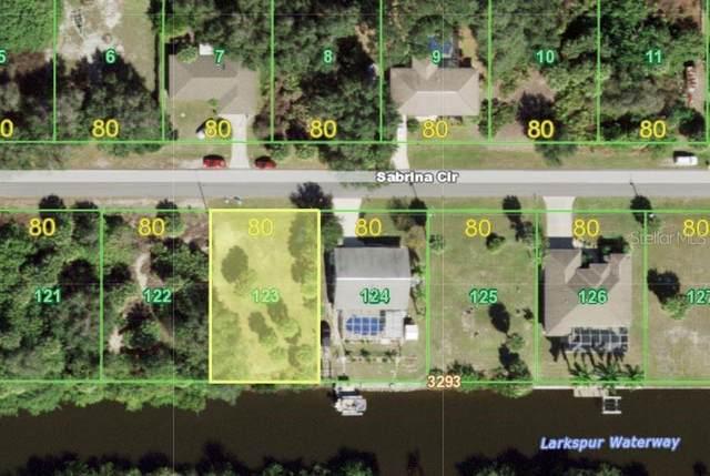 17232 Sabrina Circle, Port Charlotte, FL 33948 (MLS #C7448420) :: Team Turner