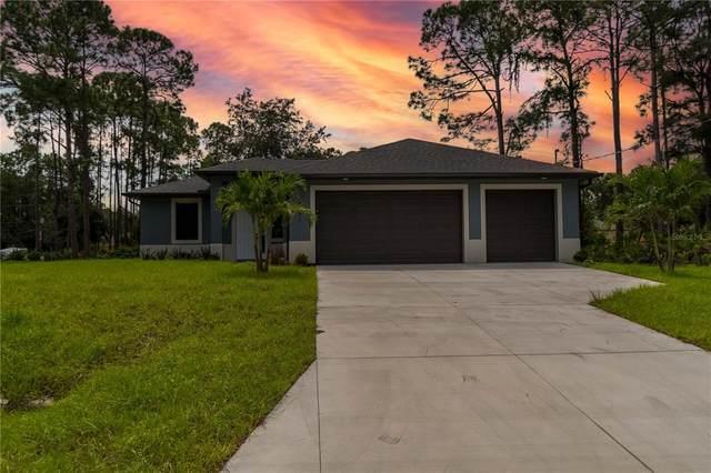 1771 Clarinet Avenue, North Port, FL 34288 (MLS #C7448481) :: Globalwide Realty