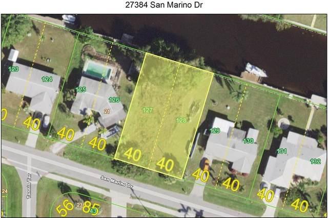 27384 San Marino Drive, Punta Gorda, FL 33983 (MLS #C7448497) :: Gate Arty & the Group - Keller Williams Realty Smart