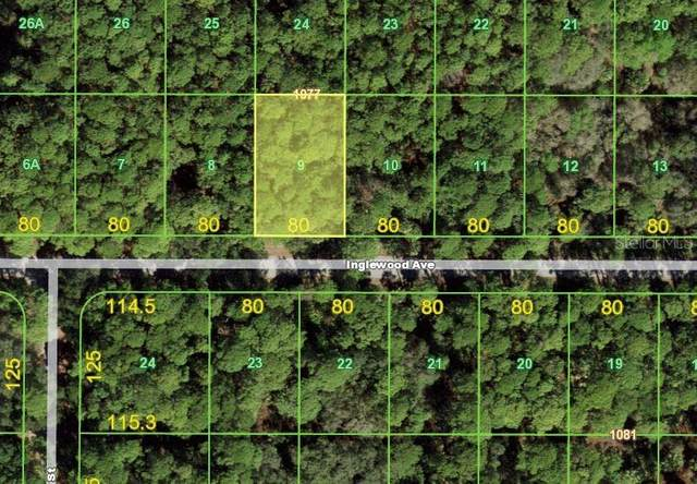 17408 Inglewood Avenue, Port Charlotte, FL 33954 (MLS #C7448516) :: Globalwide Realty
