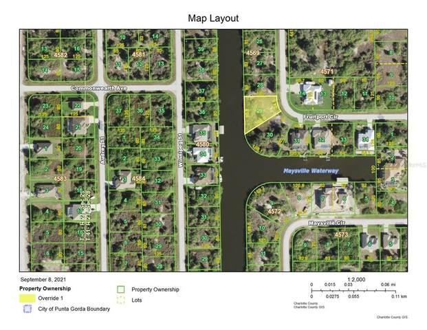 14153 Fruitport Circle, Port Charlotte, FL 33981 (MLS #C7448573) :: EXIT Gulf Coast Realty