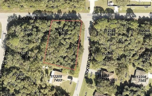 Kirkwood Street, North Port, FL 34288 (MLS #C7448574) :: Gate Arty & the Group - Keller Williams Realty Smart