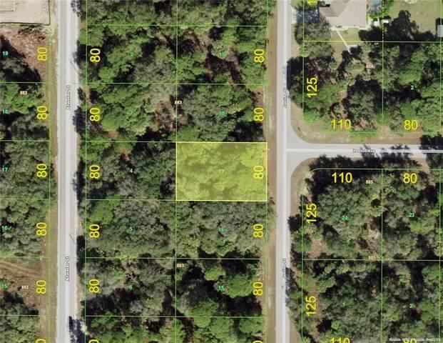 63 Justine Street, Port Charlotte, FL 33954 (MLS #C7448601) :: Your Florida House Team