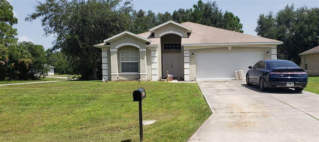 3690 Channing Avenue, North Port, FL 34287 (MLS #C7448656) :: Gate Arty & the Group - Keller Williams Realty Smart