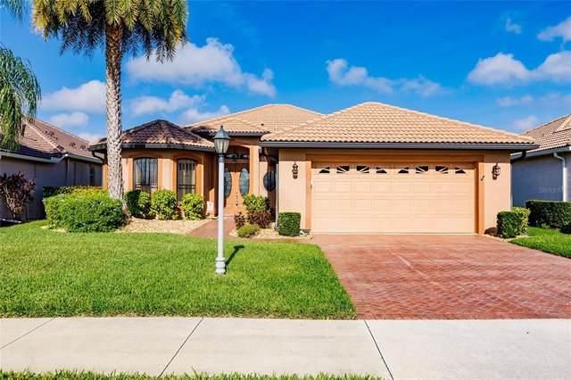 2823 Phoenix Palm Terrace, North Port, FL 34288 (MLS #C7448666) :: Carmena and Associates Realty Group