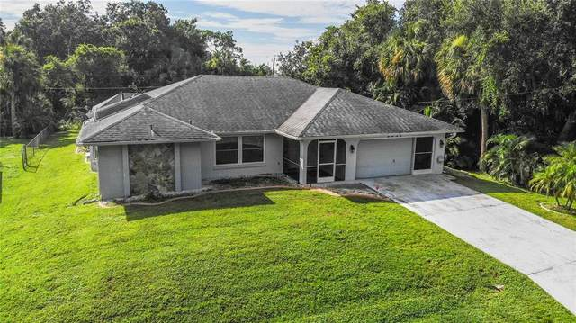 2051 Broad Ranch Drive, Port Charlotte, FL 33948 (MLS #C7448686) :: Memory Hopkins Real Estate