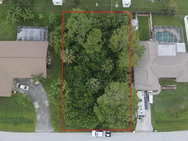 948 Great Falls Terrace NW, Port Charlotte, FL 33948 (MLS #C7448696) :: Globalwide Realty